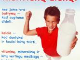 ES pienas vaikams