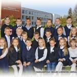 2 klasė, klasės auklėtoja – Salvija Karčiauskienė